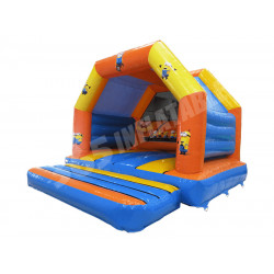 Airquee Bouncy Castle Minion