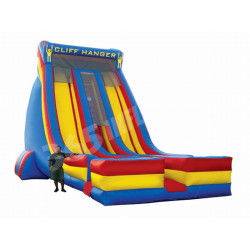 Einflatables Cliff Hanger