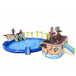 Pirateship Battle Waterpark