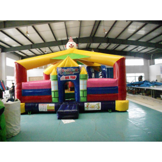 Circus Toddler Playland Gonfiabile